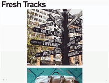 Tablet Preview of freshtracks.us